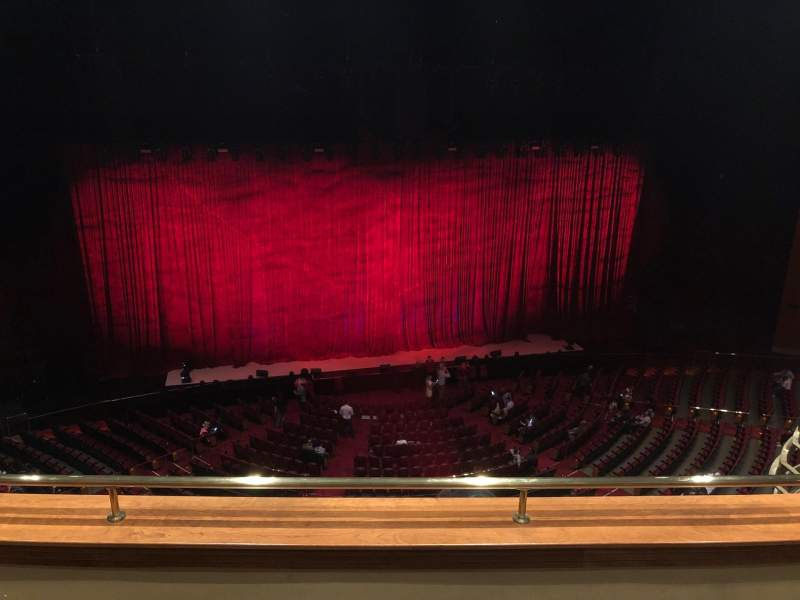 Seating view for The Colosseum At Caesars Palace Section 405 Row C Seat 505