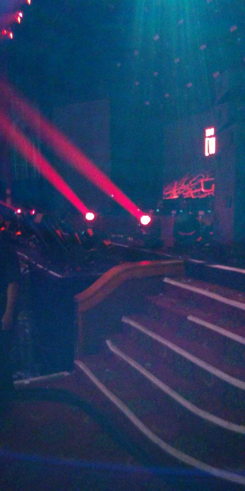 Seating view for Fox Theatre (Atlanta) Section Orchestra R Row C Seat 16