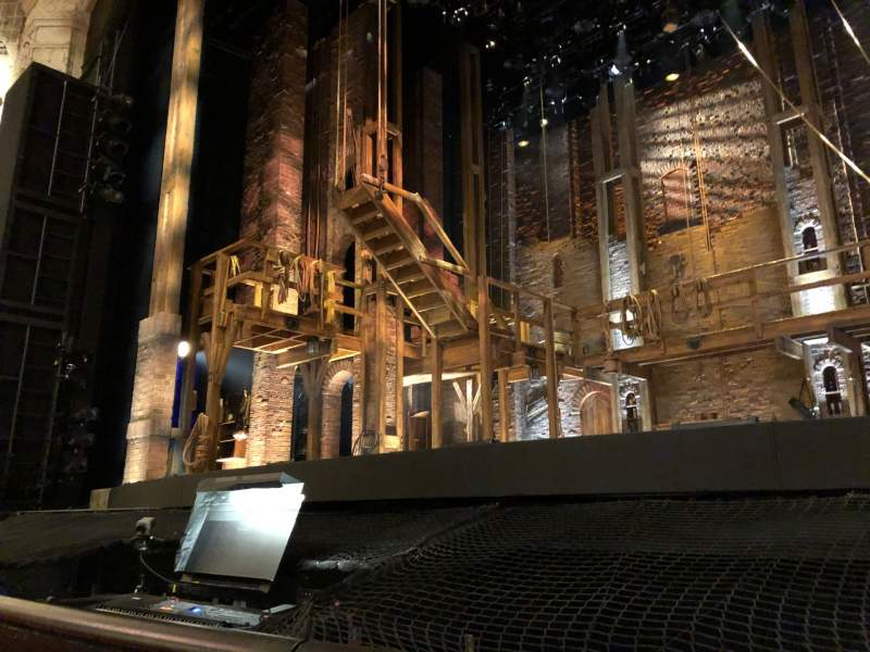 Seating view for Orpheum Theatre (San Francisco) Section Orchestra RC Row A Seat 112