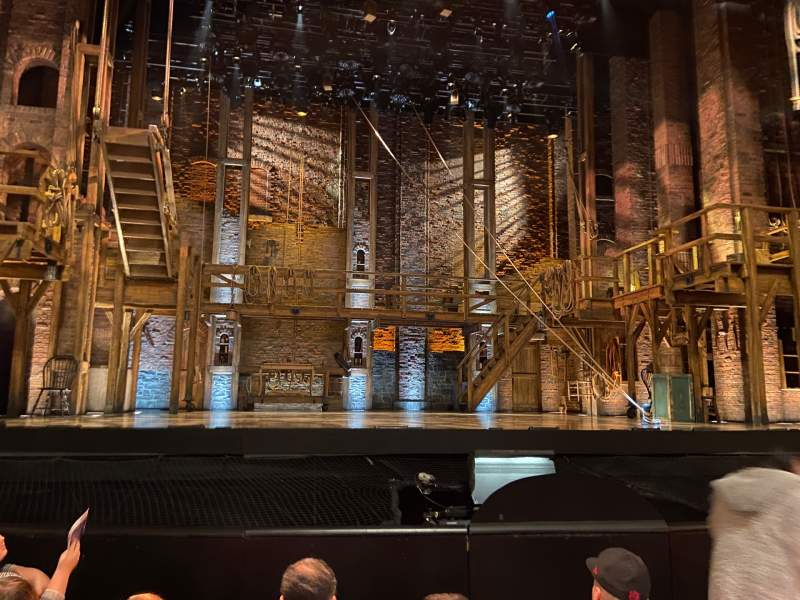 Seating view for Orpheum Theatre (San Francisco) Section Orchestra LC Row E Seat 105