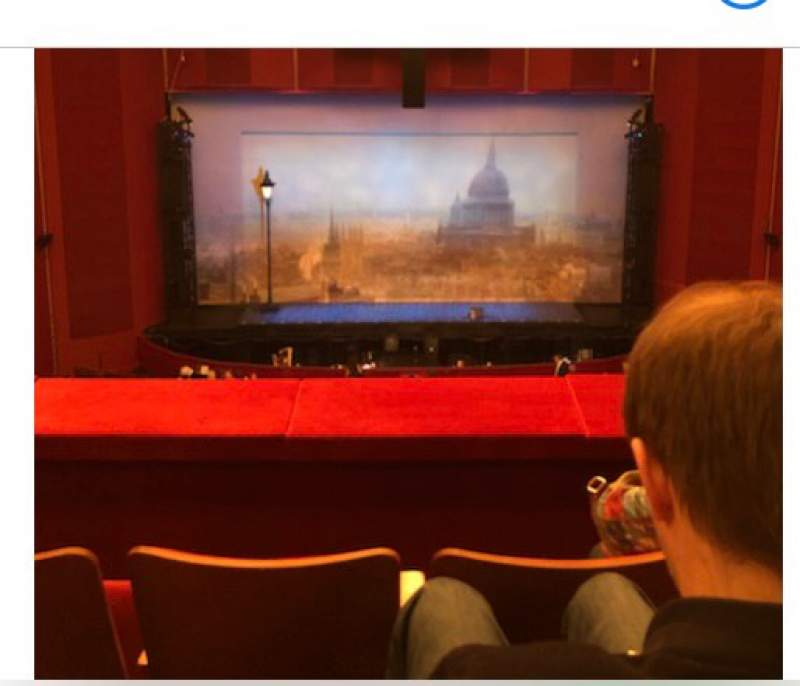 Seating view for The Kennedy Center Opera House Section Tier 1 C Row C Seat 209