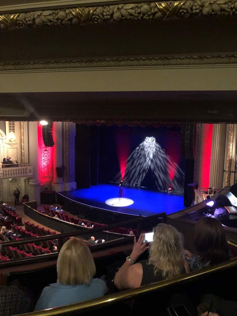 Seating view for Majestic Theatre - Dallas Section Box L Row D Seat 2