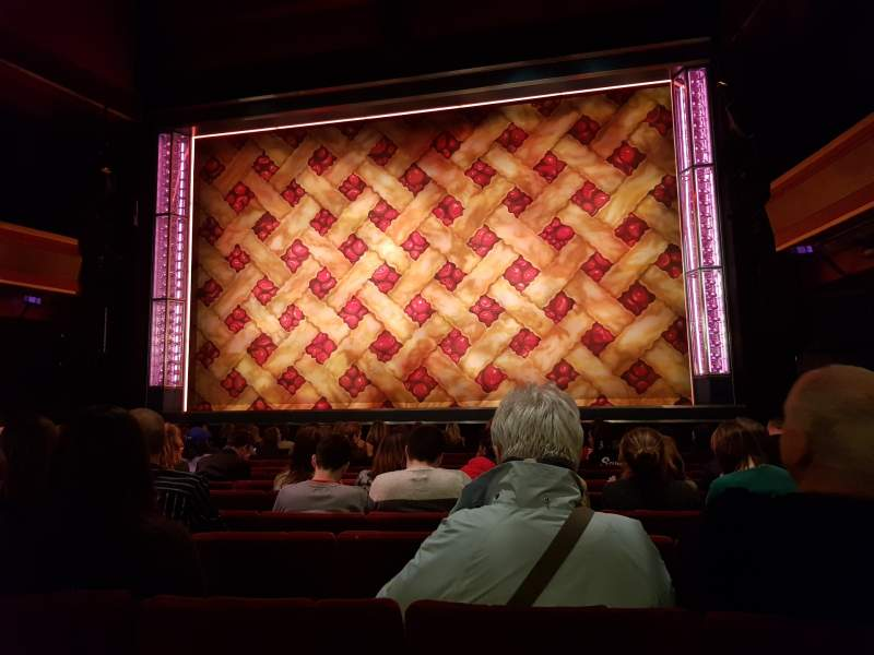Seating view for Adelphi Theatre Section Stalls Row L Seat 13