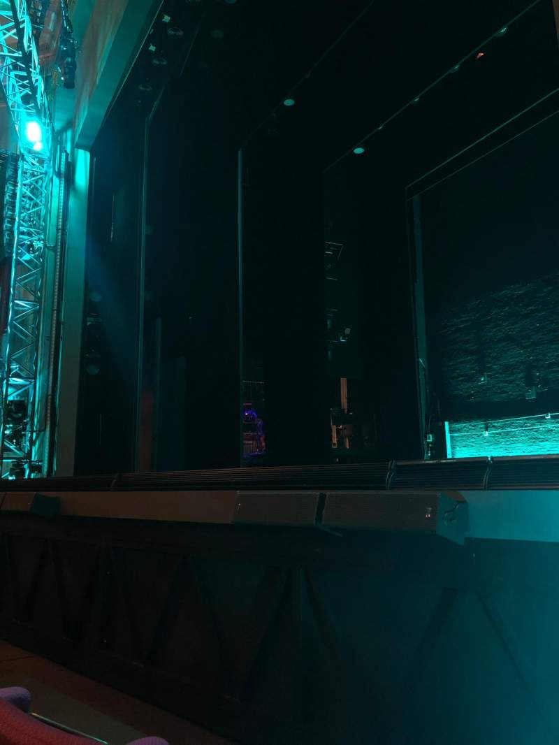 Seating view for Broadhurst Theatre Section Orchestra R Row B Seat 10