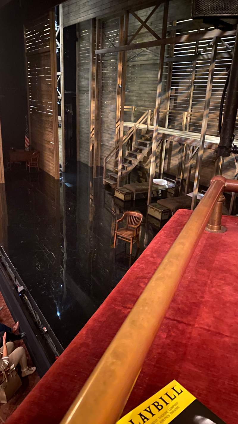 Seating view for American Airlines Theatre Section Right Box Row RB Seat 2