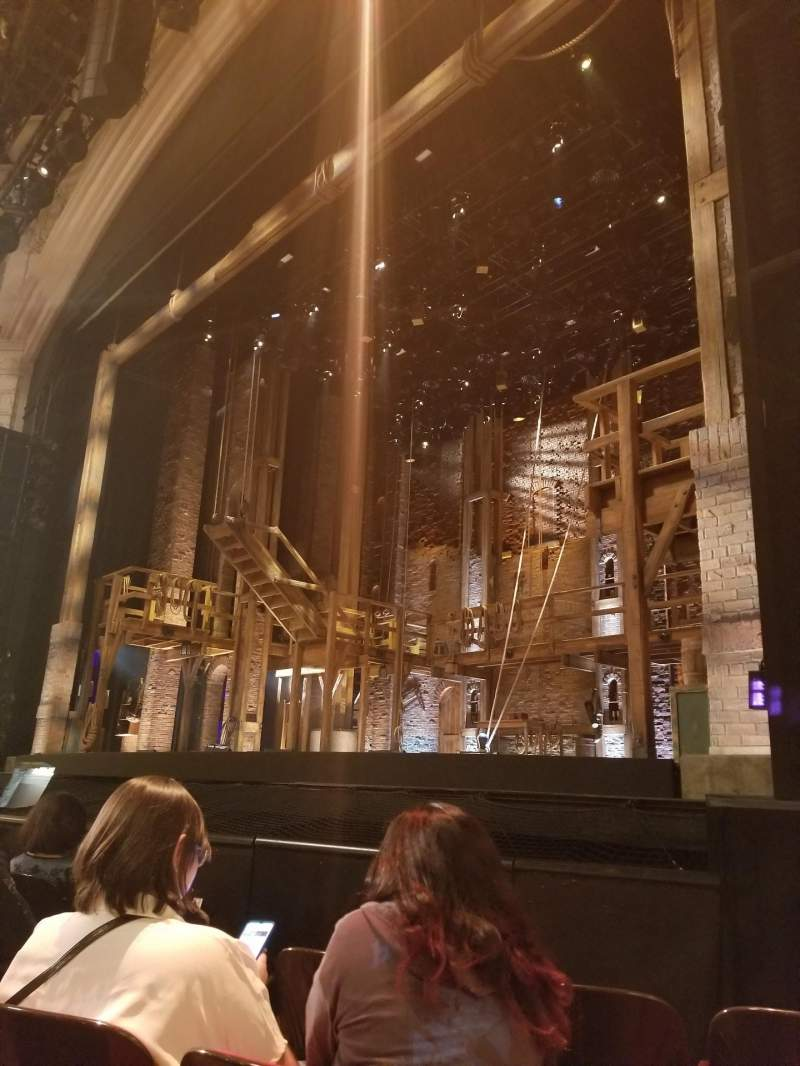 Seating view for Orpheum Theatre (San Francisco) Section Orchestra R Row E Seat 6