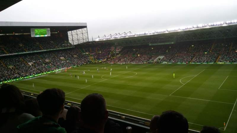 Seating view for Celtic Park Section 401 Row c Seat 21