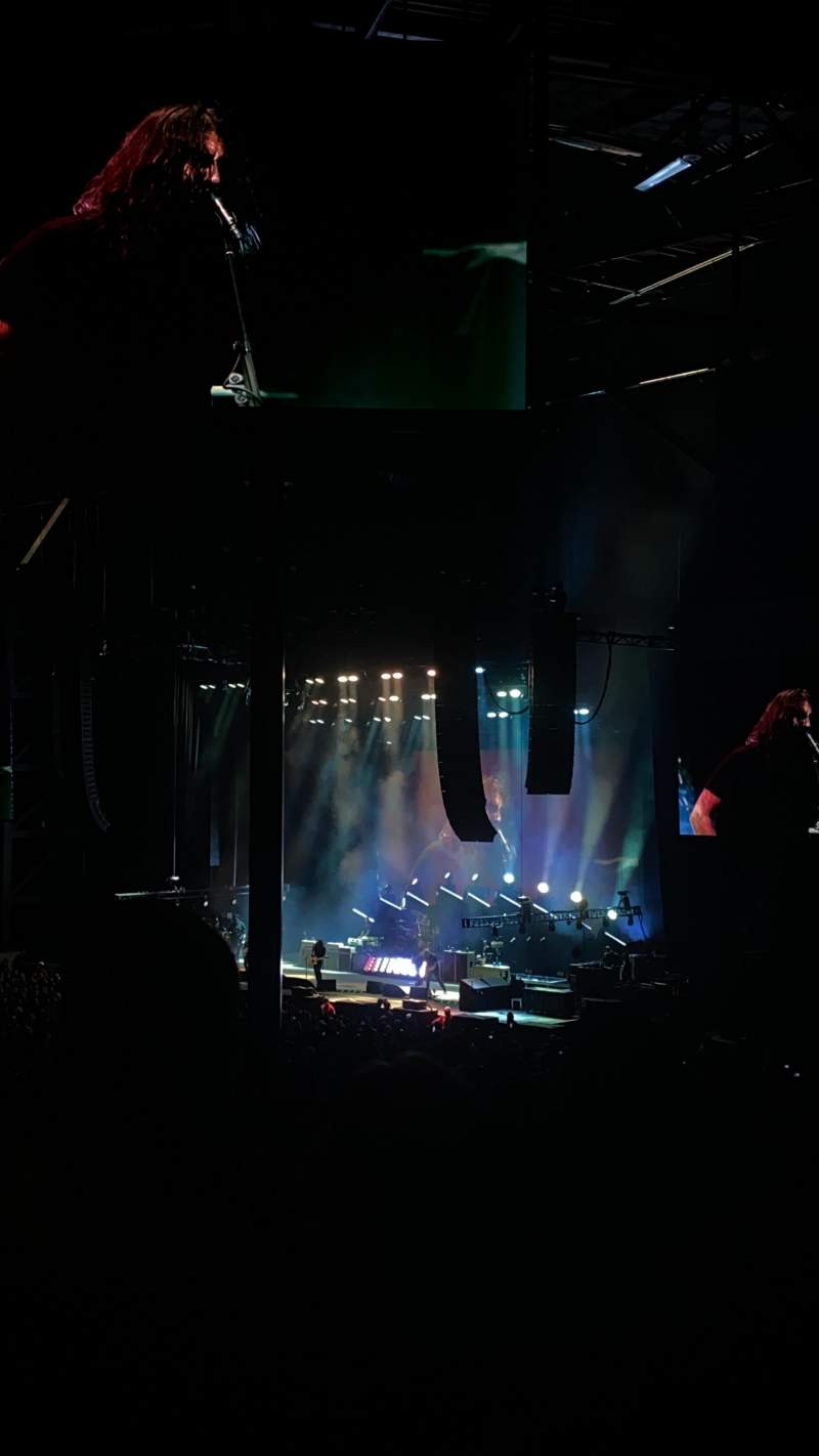 Seating view for American Family Insurance Amphitheater Section 202 Row T Seat 30