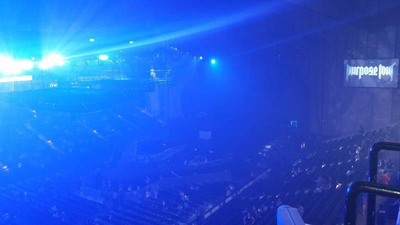 Royal Farms Arena, section: 314, row: C, seat: 12