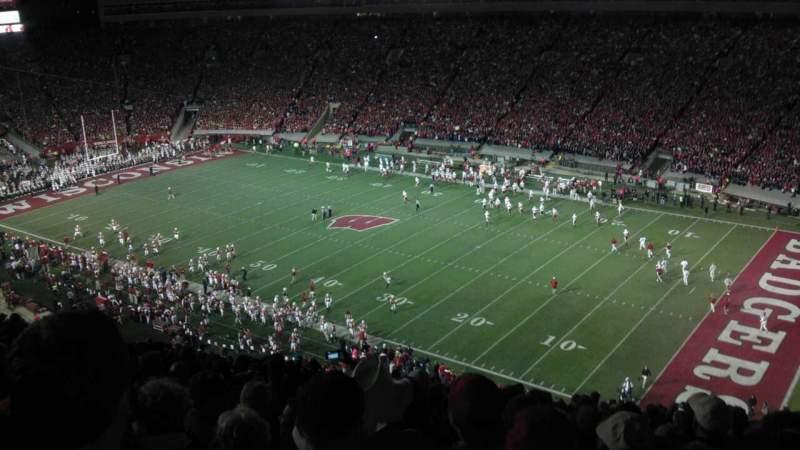 Camp Randall Stadium, section: BB, row: 25, seat: 26