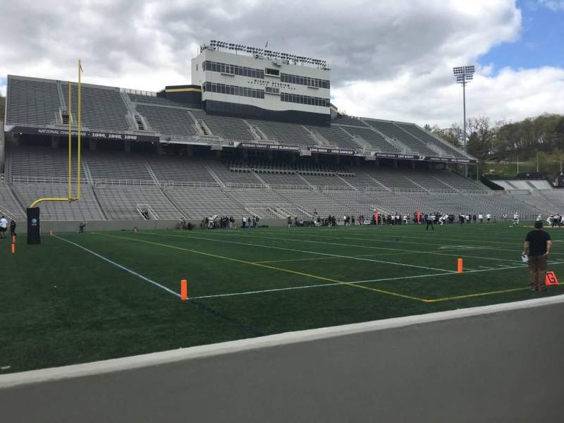 Seating view for Michie Stadium Section 32 Row A Seat 27