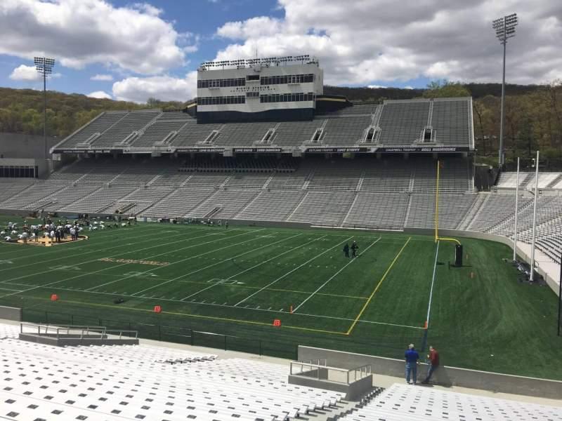 Michie Stadium, section: 25, row: CC, seat: 11