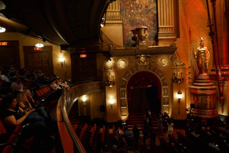 Seating view for Beacon Theatre Section Loge 1