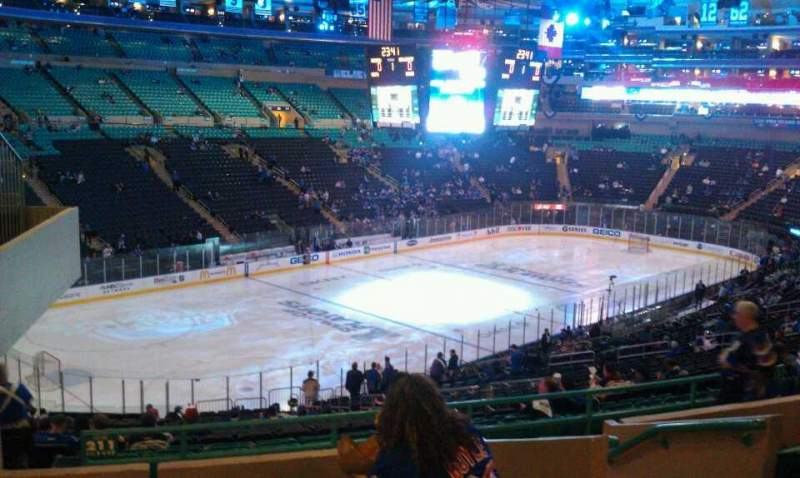 Seating view for Madison Square Garden Section 316 Row G Seat 3