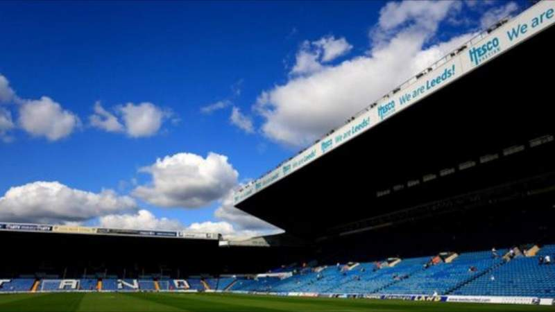 Seating view for Elland Road