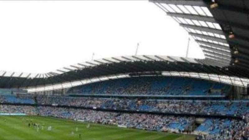 Seating view for Etihad Stadium (Manchester)