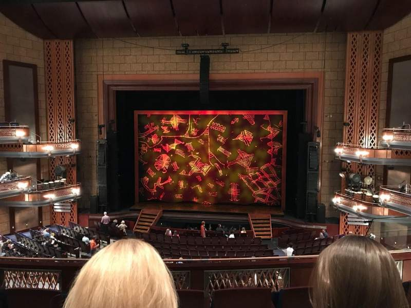 Walt Disney Theatre - Dr. Phillips Center, section: MEZ CTR, row: D, seat: 119