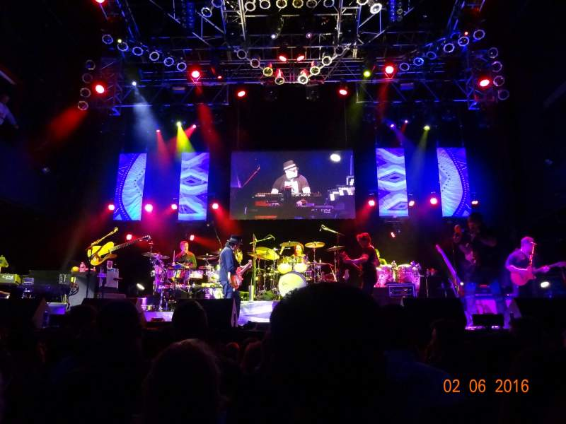 Seating view for House Of Blues - Las Vegas Section Main floor