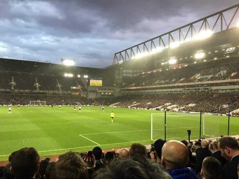 Seating view for Boleyn Ground Section STBL3 Row R Seat 68