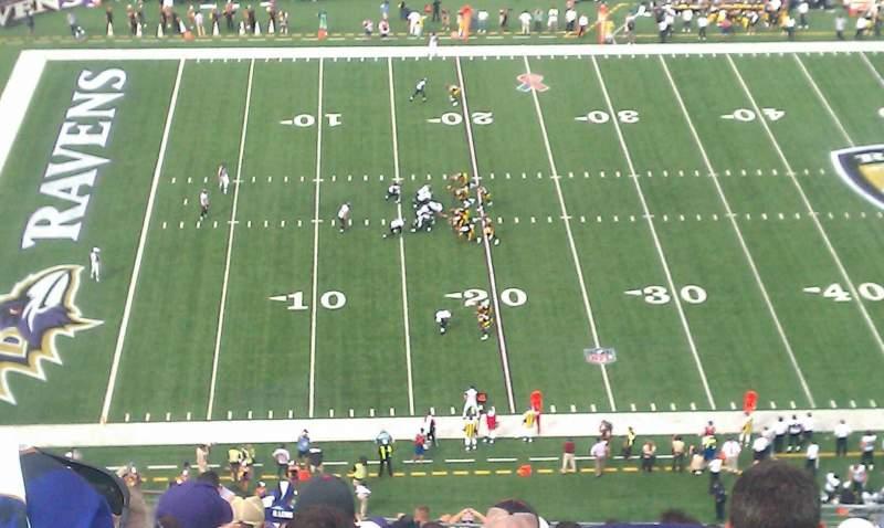 M&T Bank Stadium, section: 529, row: 27