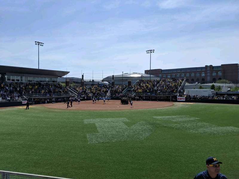 Seating view for Alumni Field at The Wilpon Complex Section Bleacher