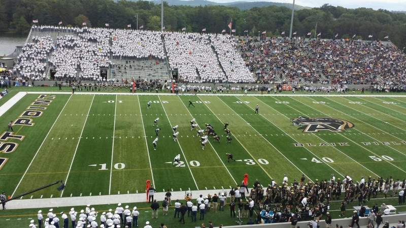 Seating view for Michie Stadium Section 15