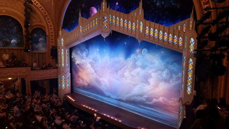 Seating view for Eugene O'Neill Theatre Section Mezzanine C Row B Seat 26