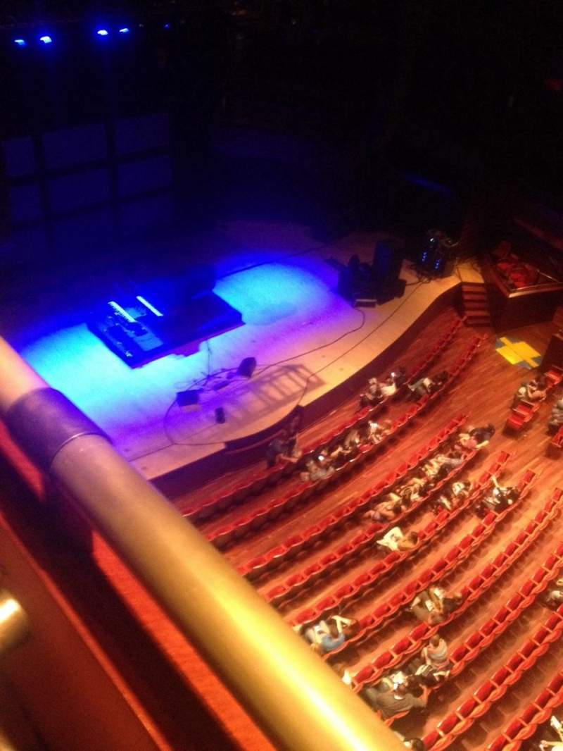 Seating view for Verizon Hall at the Kimmel Center Section Tier 3, E2 Row 109 Seat 1
