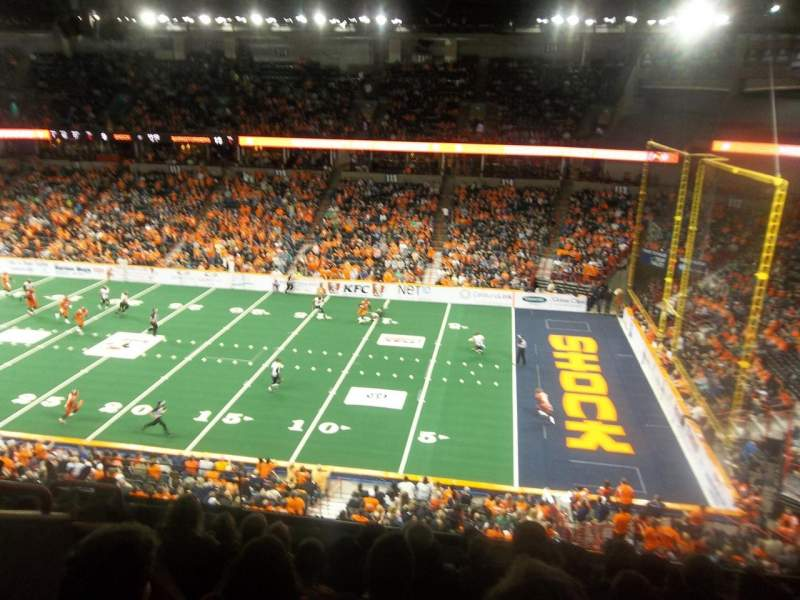 photos of the spokane shock at spokane arena