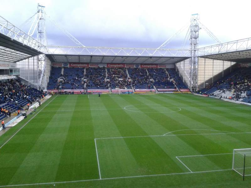 Seating view for Deepdale Section Bill Shankly Kop