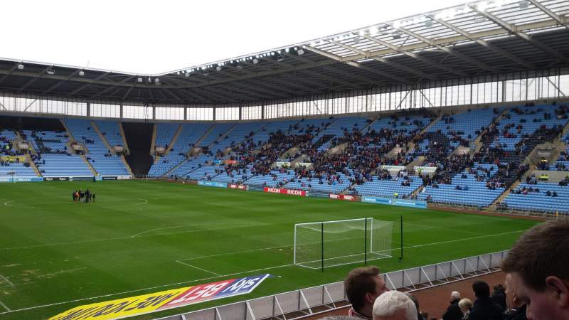 Ricoh Arena, Heimat Von Coventry City FC, Wasps