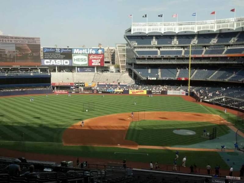 Yankee Stadium, section 224, row 19, seat 10 - New York ...