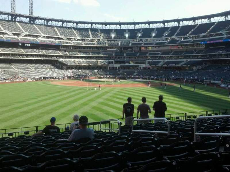 Seating view for Citi Field Section 139 Row 12 Seat 6