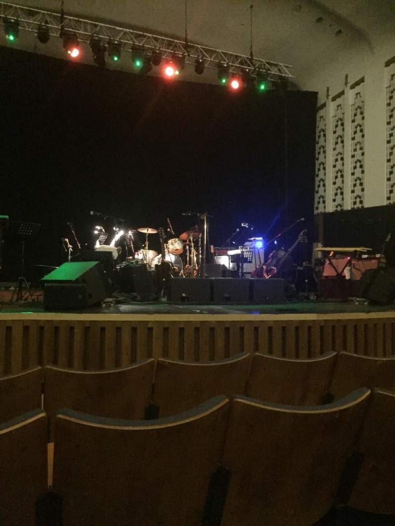 Seating view for Liverpool Philharmonic HallRow E Seat 26