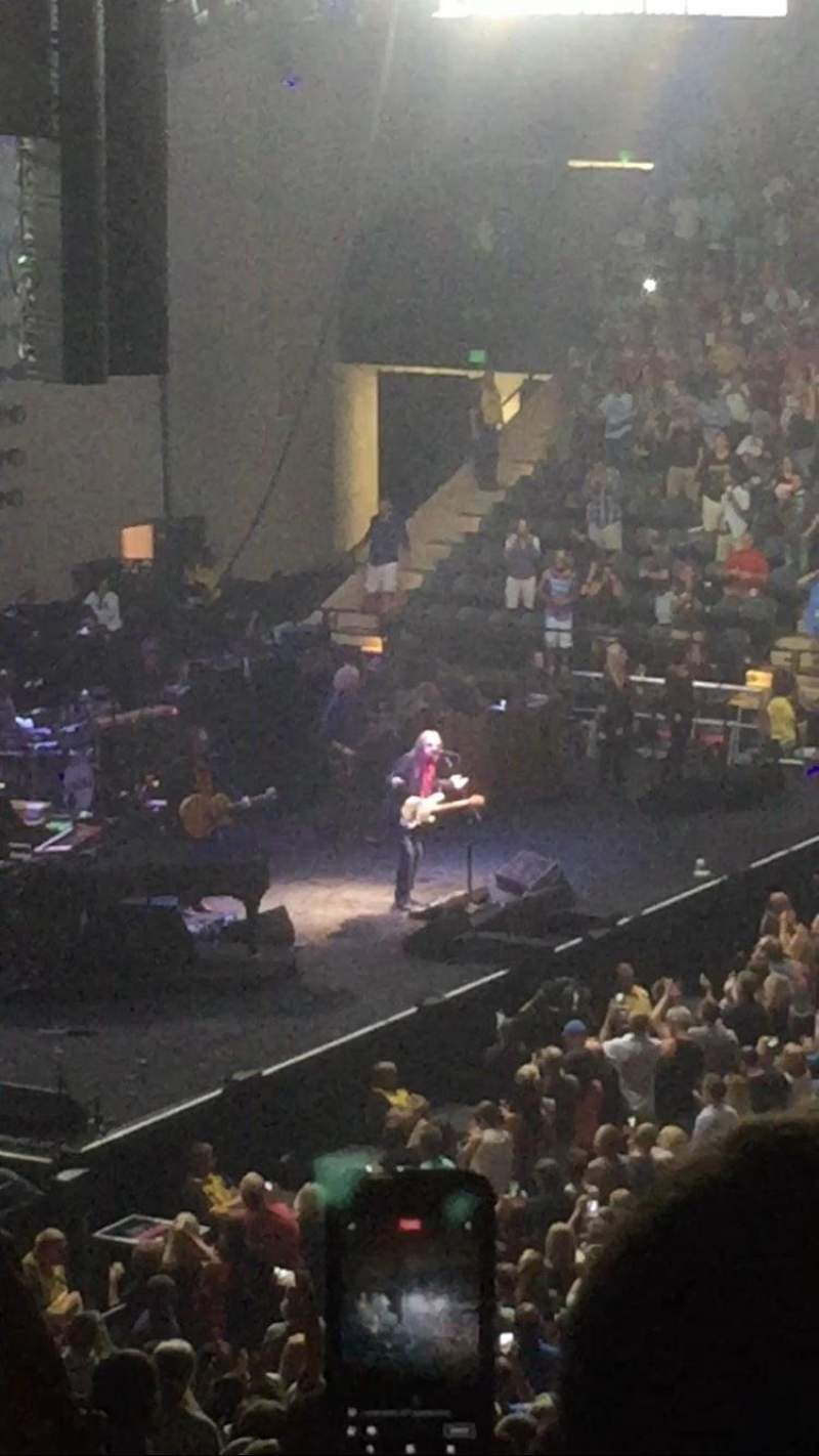 Royal Farms Arena, section: 209, row: N, seat: 12