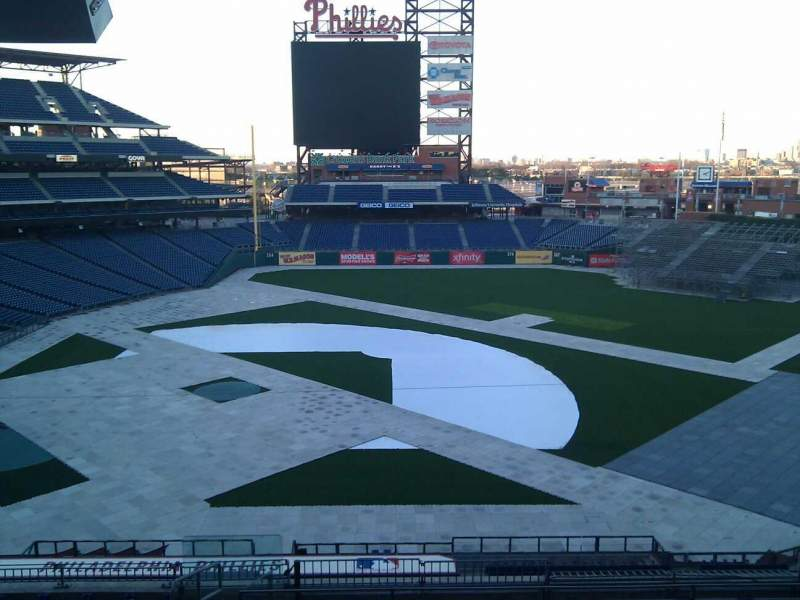 Citizens Bank Park, section: 215, row: 10, seat: 7