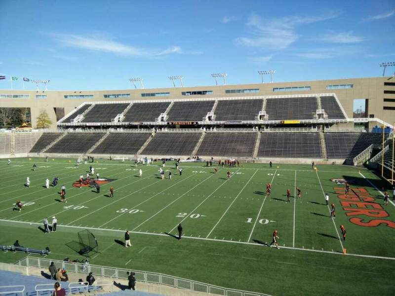 Seating view for Princeton Stadium Section 2 Row 22 Seat 15