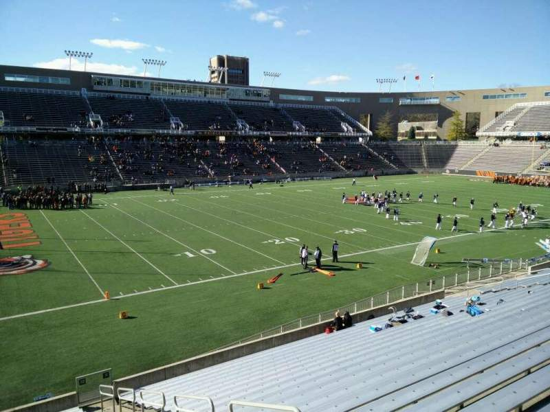 Seating view for Princeton Stadium Section 32 Seat 2