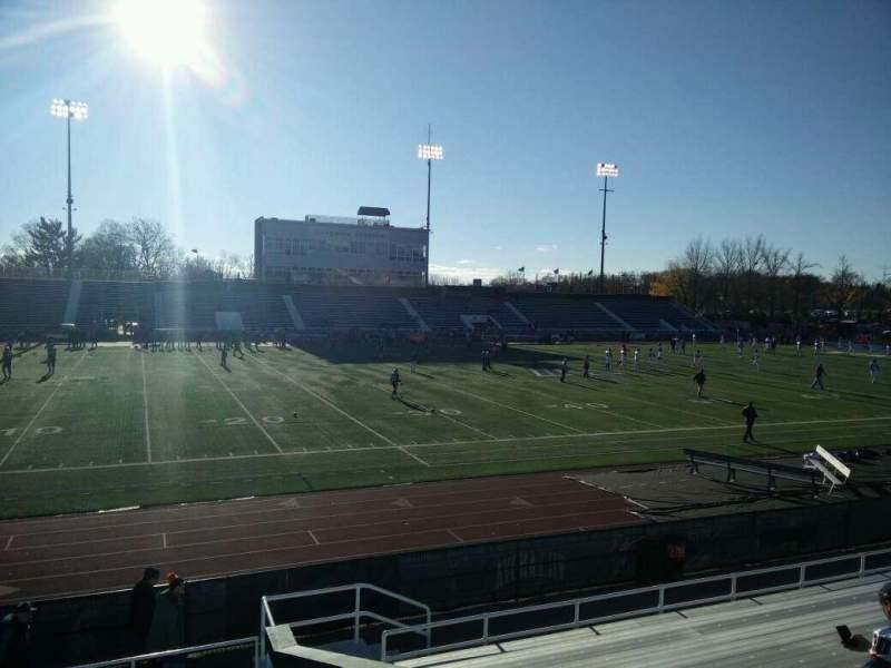 Villanova Stadium, section: NF, row: 16, seat: 4