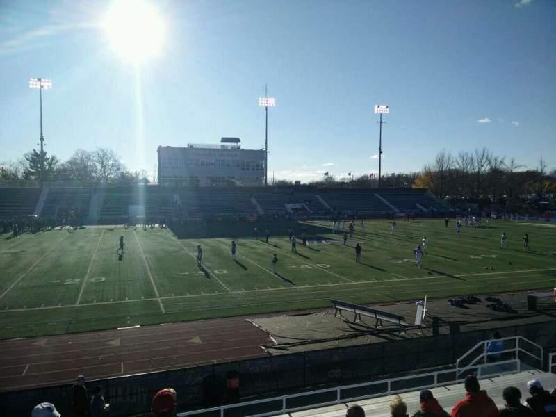 Seating view for Villanova Stadium Section NE Row 18 Seat 27