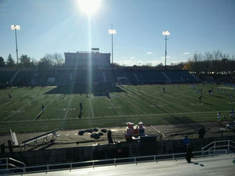 Seating view for Villanova Stadium Section ND Row 22 Seat 25