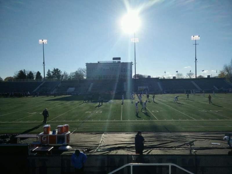 Villanova Stadium, section: ND, row: 10, seat: 1