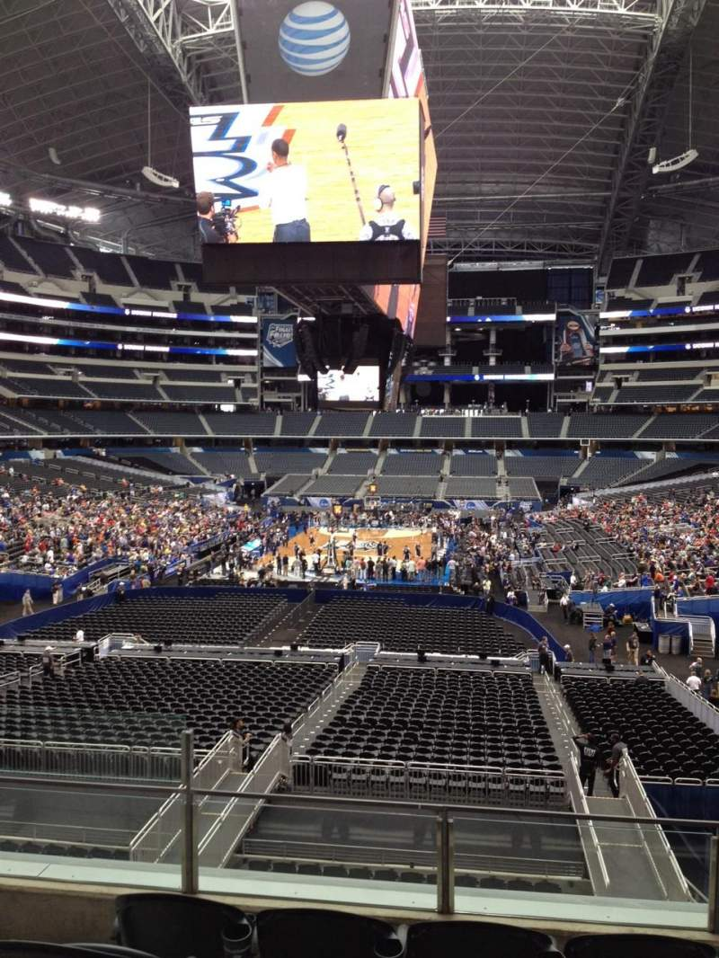AT&T Stadium, section: 247, row: 6, seat: 13