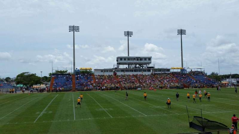 Seating view for Lockhart Stadium  Section 225 Row 13