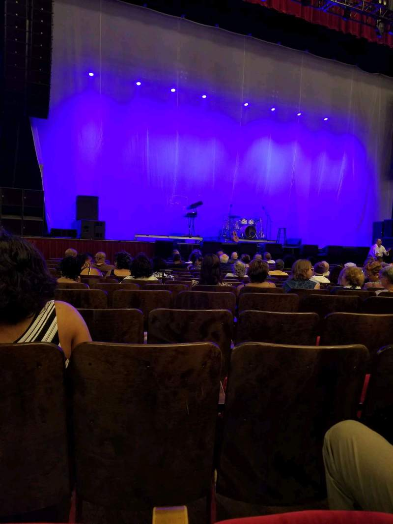 Seating view for Modell Performing Arts Center Section Orchestra Row L Seat 102