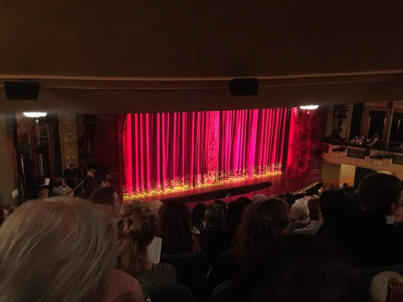 Shubert Theatre, section: MEZZ, row: J, seat: 19