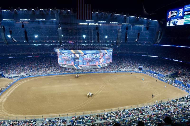 NRG Stadium, section: 535, row: L, seat: 12