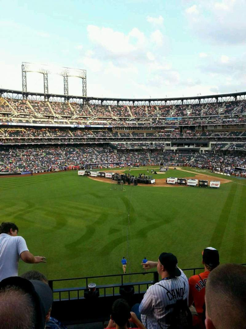 Seating view for Citi Field