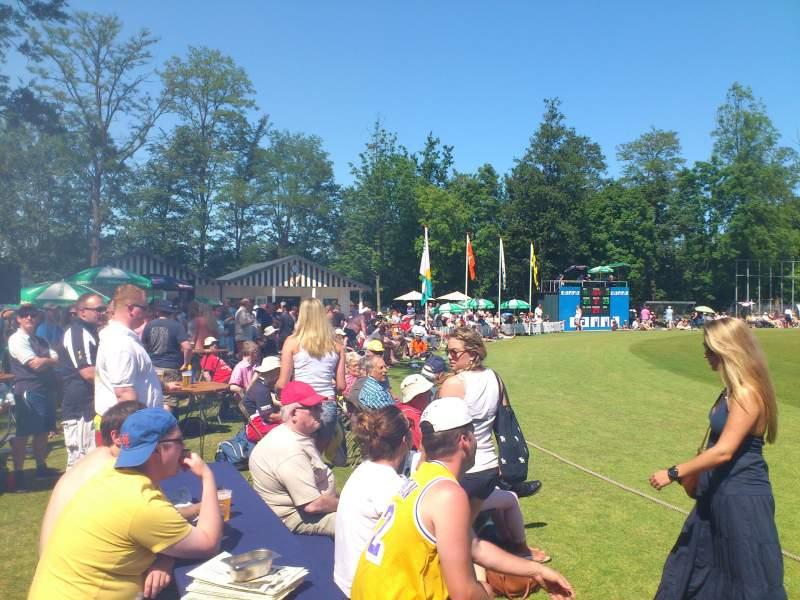 Seating view for Sportpark Thurlede