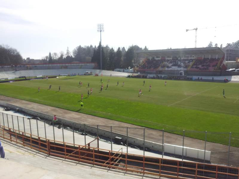 Seating view for Stadio Franco Ossola Section Distinti
